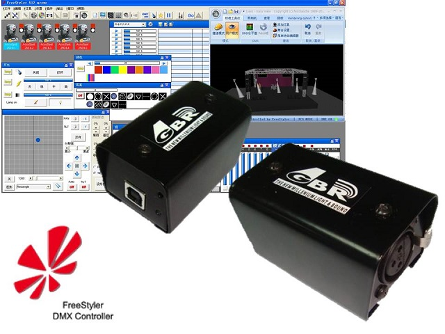 LIGHT PRO USB – GBR Soundlight