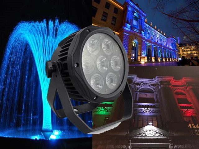 led aqua compact series gbr soundlight. Black Bedroom Furniture Sets. Home Design Ideas